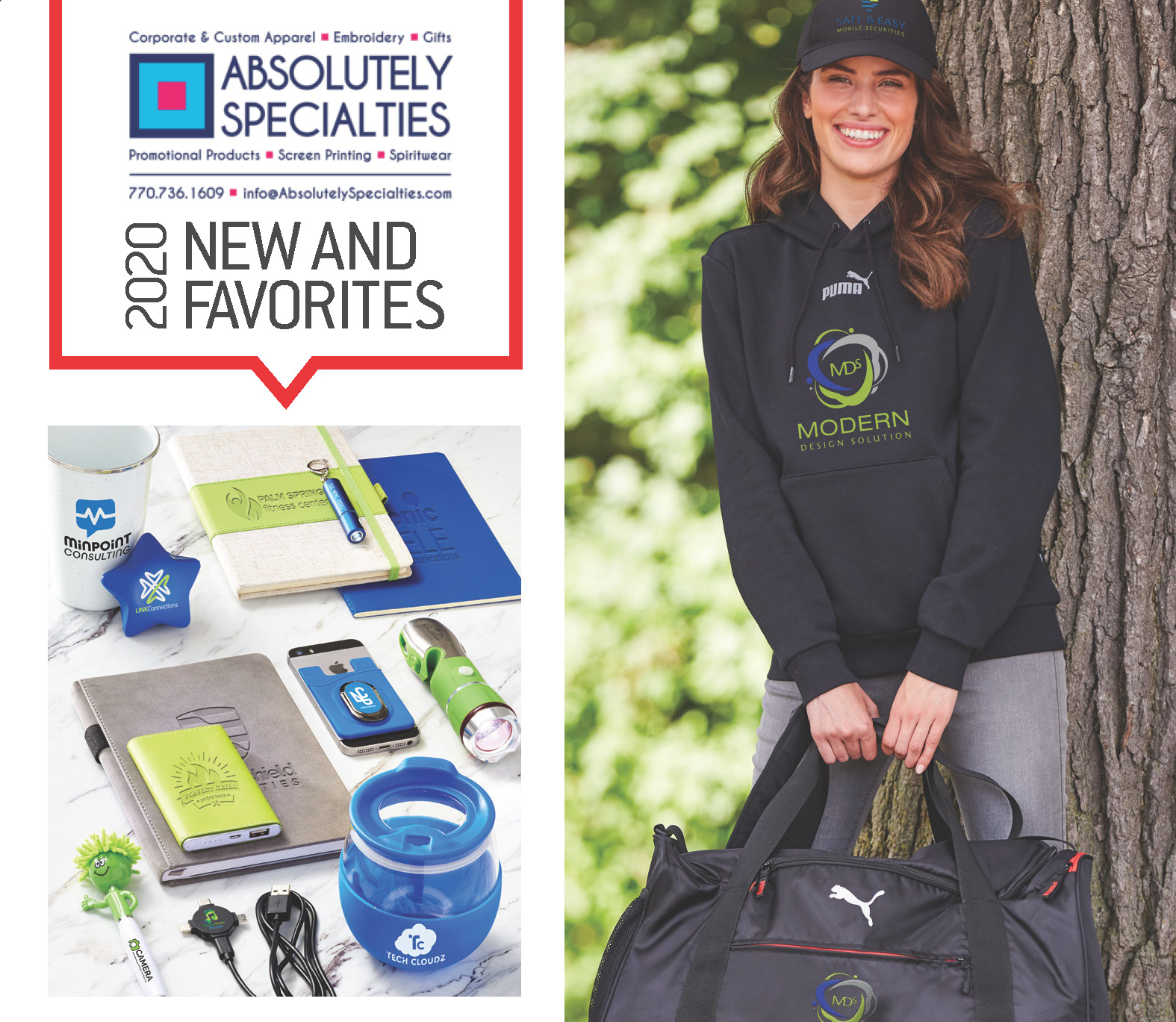 2020 ASI Promotional Products
