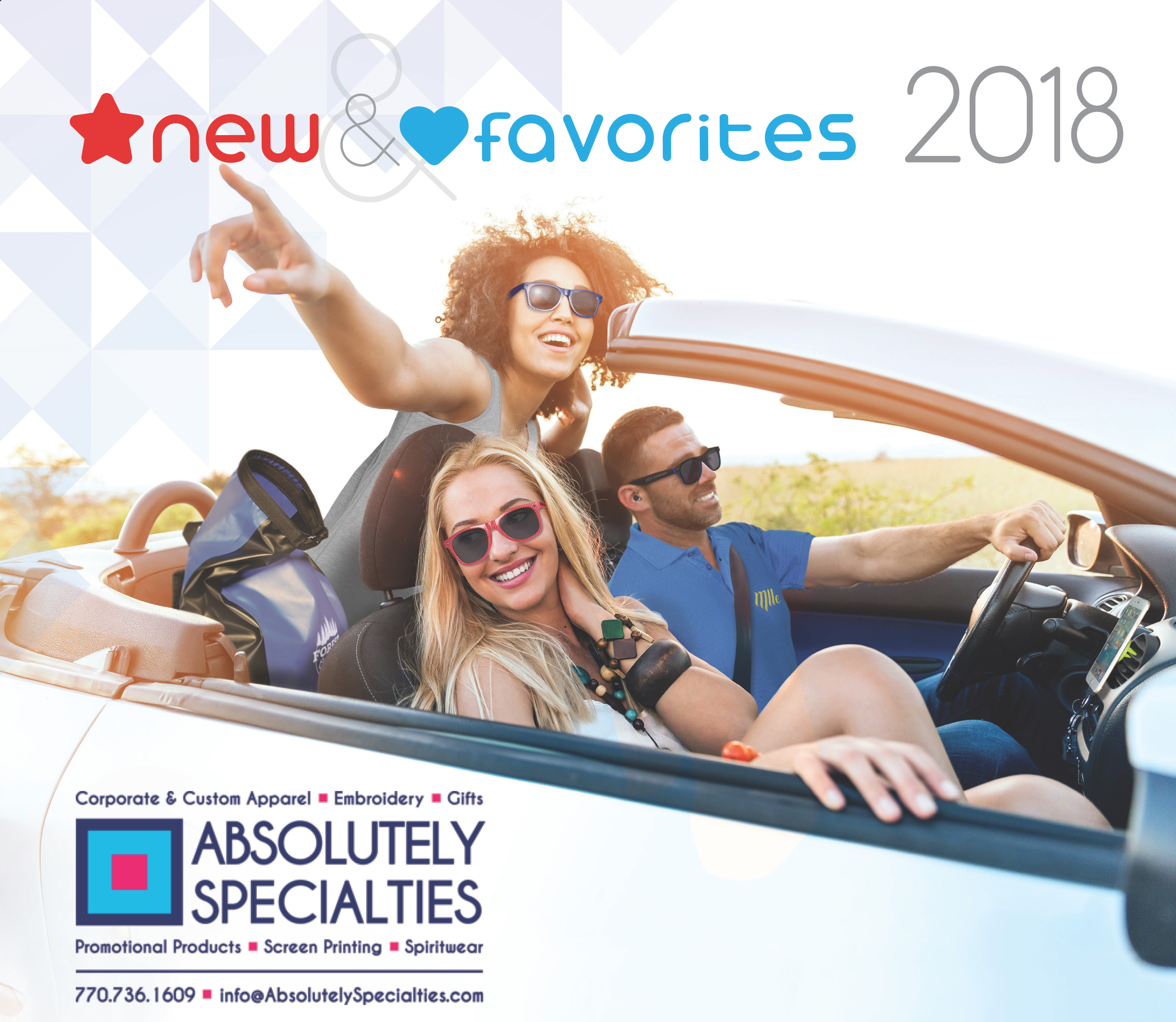Absolutely Specialties Promotional Products 2018